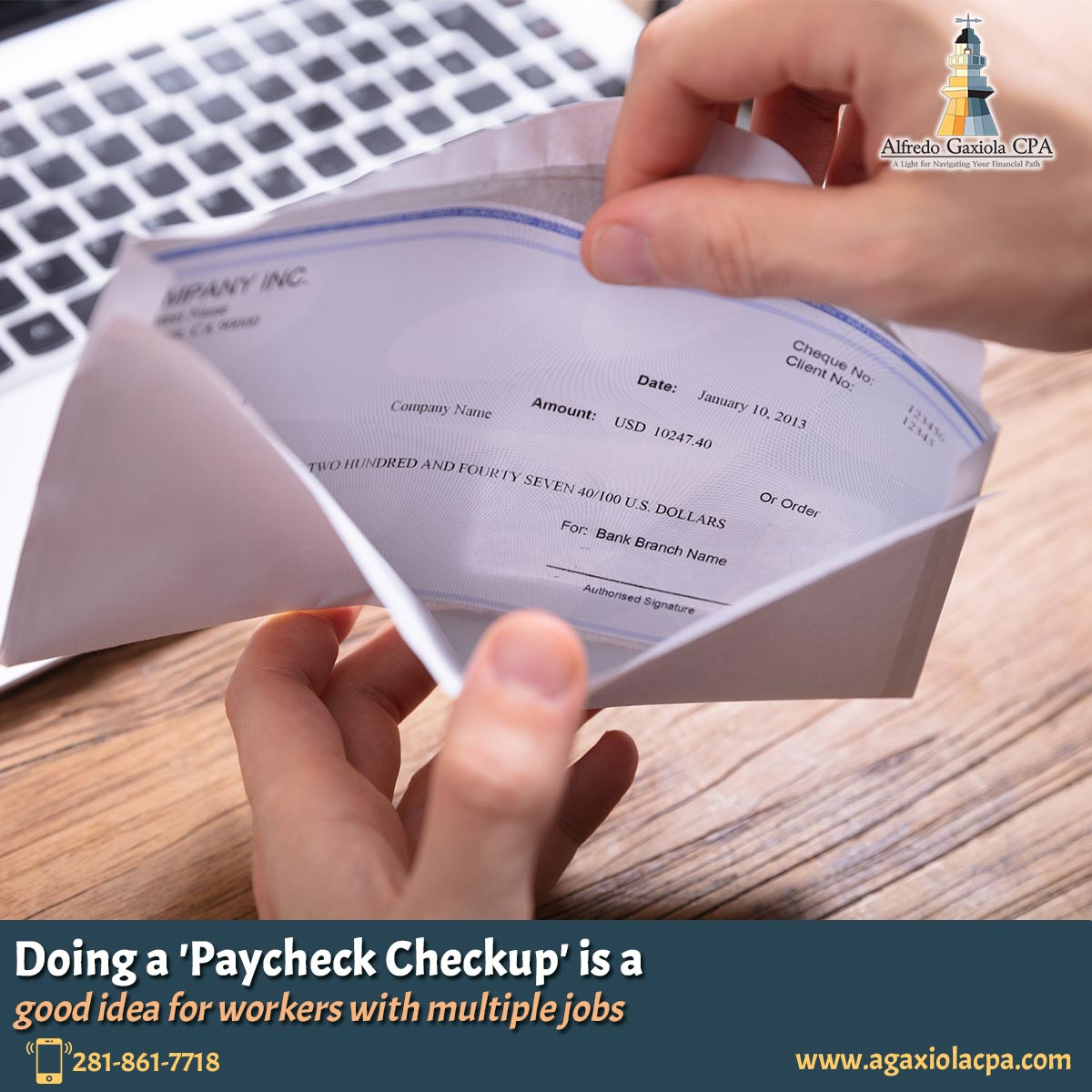 04 Payroll Preparation in Houston